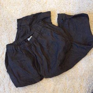 FLAX by Jeanne Engelhart linen pants
